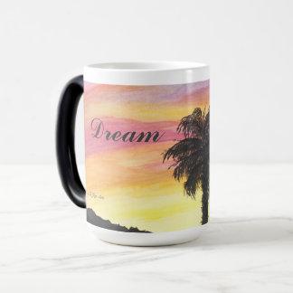 """Rêve - tasse rêveuse de """"désert"""" par tout l'art de"""