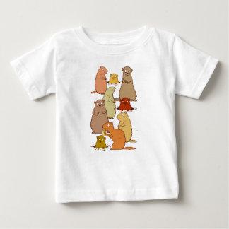 Réveillez Groundhogs ! T-shirt Pour Bébé