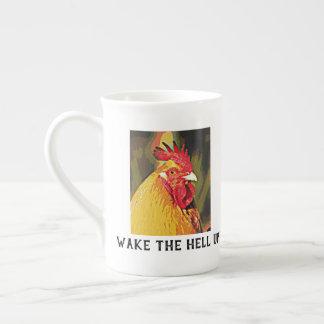Réveillez la tasse de coq