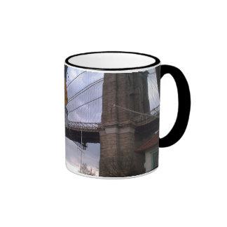 réveillez-vous à Brooklyn Mug À Café