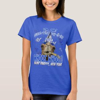 Réveillon de la Saint Sylvestre T-shirt de partie