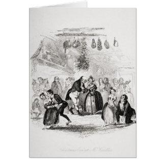 Réveillon de Noël à M. Wardle's Cartes