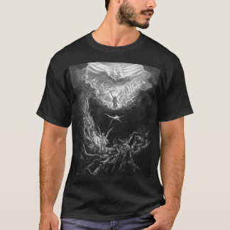 Révélations : Dernier jugement - Gustave Dore T-shirt