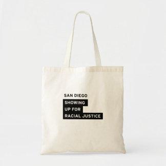 Révéler pour le budget racial Fourre-tout Tote Bag