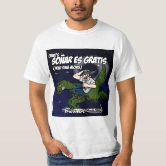 Rêver il est gratuitement t-shirts