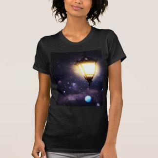 Réverbère d'hiver t-shirt