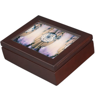 Rêves carrelés boîte à souvenirs