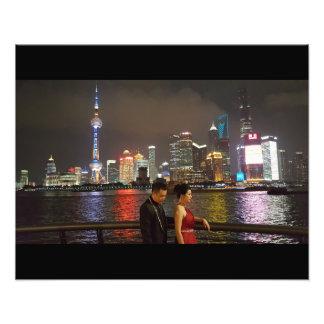 Rêves de Changhaï Impression Photo