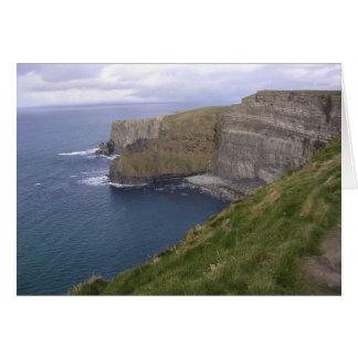 Rêves de l'Irlande Carte De Vœux