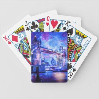 Rêves de Londres de l'amant Jeux De Cartes