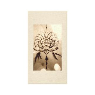 Rêves de Lotus Toiles