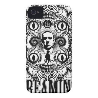 Rêves de Lovecraftian Coques iPhone 4 Case-Mate