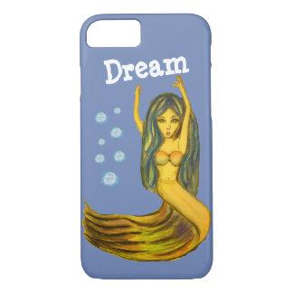Rêves de sirène coque iPhone 7