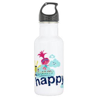 Rêves heureux des trolls | bouteille d'eau en acier inoxydable
