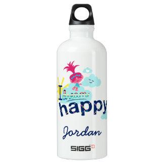Rêves heureux des trolls | bouteille d'eau en aluminium
