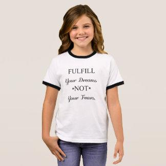Rêveur T-shirt Ras-de-cou