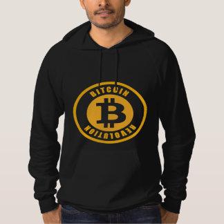 Révolution de Bitcoin Pull À Capuche