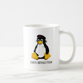 Révolution de Linux Tasses