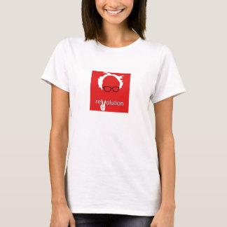Révolution de ponceuse de Bernie T-shirt