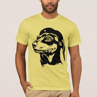Révolution de teckel t-shirt