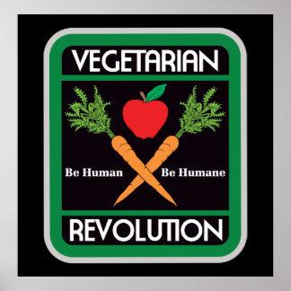 Révolution végétarienne posters