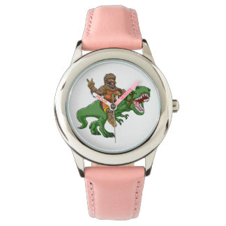 rex Bigfoot de rex-T de la Bigfoot-bande dessinée Montres Bracelet