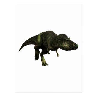Rex de Tyrannosaurus Carte Postale
