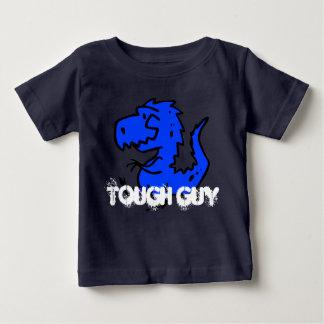 """Rex de tyrannosaurus de """"gars dur"""" t-shirt pour bébé"""