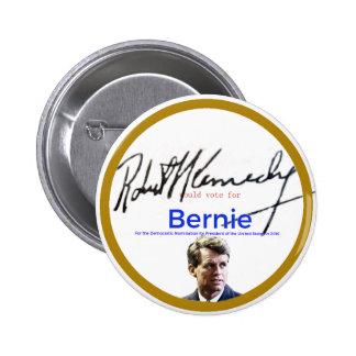 RFK pour des ponceuses de Bernie Pin's