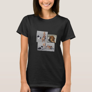 Rhett, type et T-shirt de Teegan