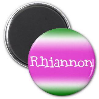 Rhiannon Magnet Rond 8 Cm