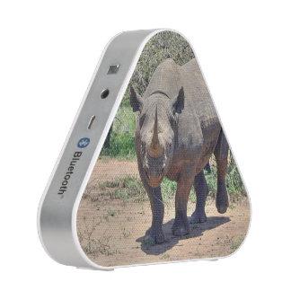 rhinocéros haut-parleur bluetooth