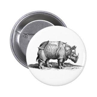 Rhinocéros Pin's
