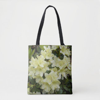 Rhododendrons jaunes floraux sac