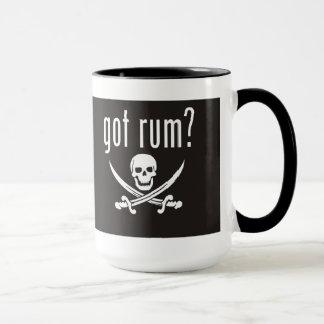 Rhum obtenu ? Tasse de café ou de grog