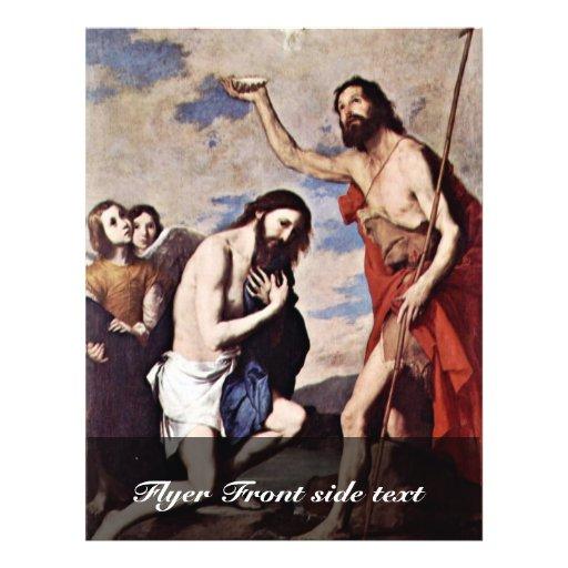 Ribera José Prospectus Avec Motif