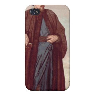 Richard Pococke dans le costume oriental, 1738 Coque iPhone 4