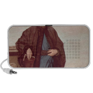 Richard Pococke dans le costume oriental, 1738 Haut-parleur iPod