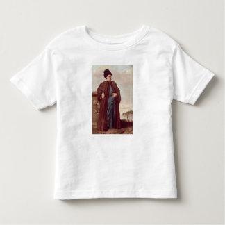 Richard Pococke dans le costume oriental, 1738 T-shirt