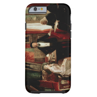 Richard Wagner avec le daught de Franz Liszt et de Coque Tough iPhone 6