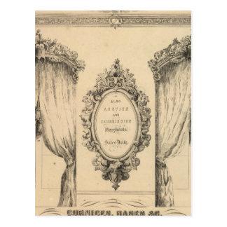 Richards Kingsland et Company Carte Postale