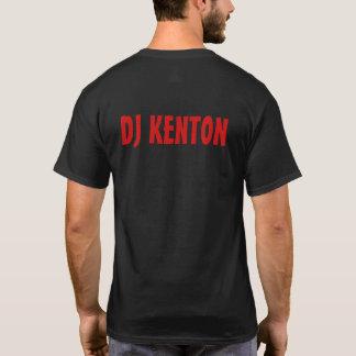 Riddim du DJ Kenton enracine le T-shirt des hommes
