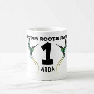 Riddim enracine la tasse d'Arda de la radio 1