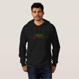 Riddim enracine le sweat - shirt à capuche unisexe