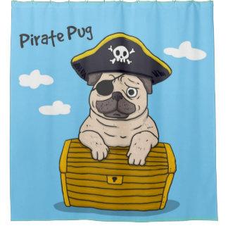 Rideaux De Douche Carlin de pirate