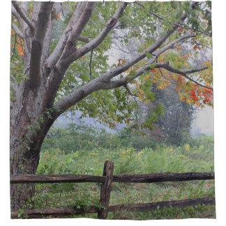 Rideaux De Douche Feuillage d'automne