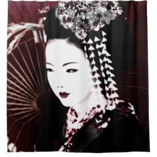 Rideaux De Douche Geisha