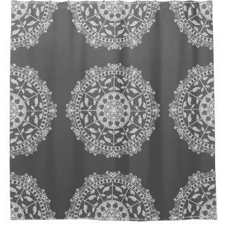 Rideaux De Douche Mandala de lamantin