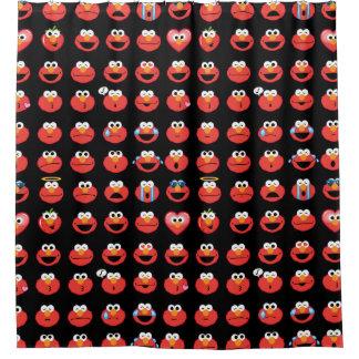 Rideaux De Douche Motif d'Elmo Emoji