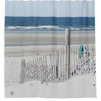 Rideaux De Douche Scène de plage